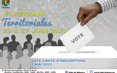 ELECTIONS TERRITORIALES